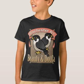 Rochester-Schönheit u. Dot.Ca T-Shirt