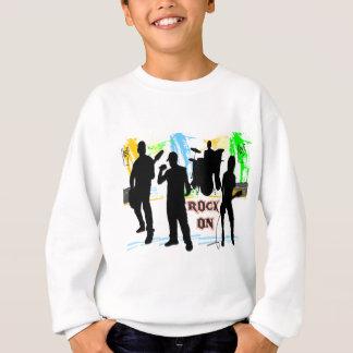 Rock-an - Rock n RollenBand Sweatshirt