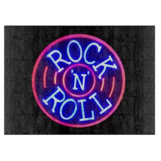 Rock-and-Roll Schneidebrett