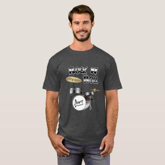 """Rock-and-Roll"" trommelt Shirt für Teens oder"