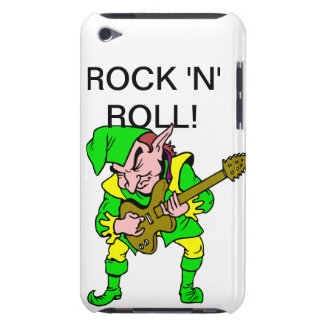 ROCK-AND-ROLLelf Case-Mate iPod Touch Case