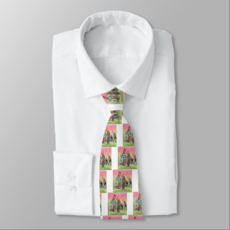 Rock-and-Rollfredzeppelin-lustige Krawatte