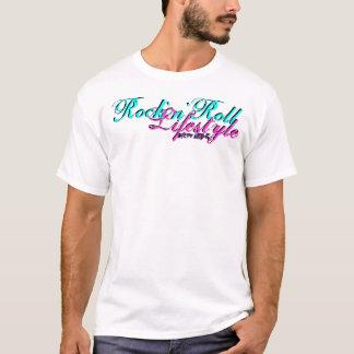 Rock-and-Rolllebensstil-Shirts T-Shirt