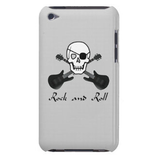 Rock-and-Rollpirat Case-Mate iPod Touch Hülle
