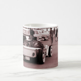 Rock-and-Rollratte Rodders Kaffeetasse