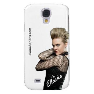 Rock Elaine Hendrix u. Fall RollenSamsungs s5 Galaxy S4 Hülle