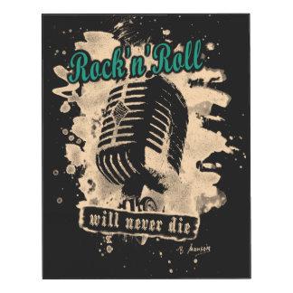 Rock-n-Roll Microphone - green