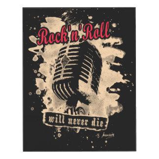 Rock-n-Roll Microphone - red