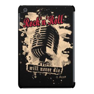 Rock-n-Roll Microphone - red iPad Mini Retina Hülle