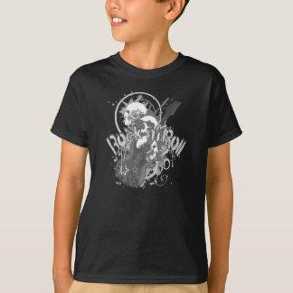 Rock n Rollenschädel T-Shirt