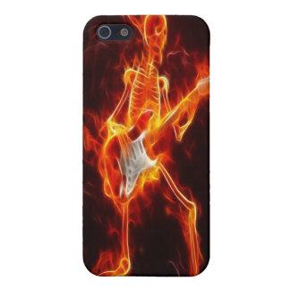 Rock u. Rolle für immer iPhone 5 Etui