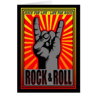Rock u. Rolle Karte