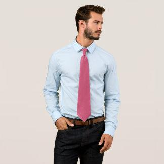 Rockabilly glatter moderner Foulard-Lachssatin Krawatte