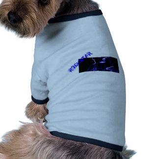Rockems Rockstar Hund T Shirts