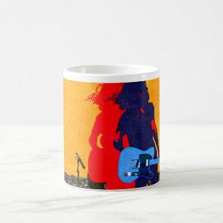 Rocker Kaffeetasse
