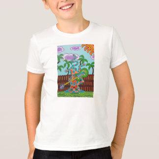 Rocker-Miezekatze T-Shirt