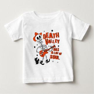 Rocker-Skelett Death Valley Baby T-shirt