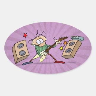 Rocker Stickers