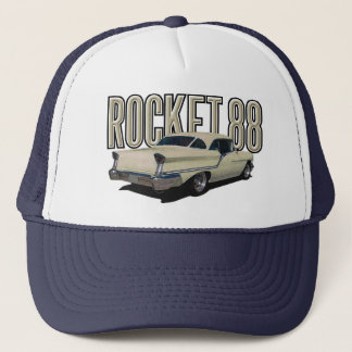 Rocket 88 truckerkappe