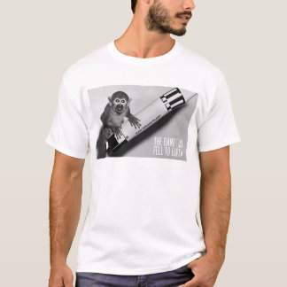 Rocket-Affe T-Shirt
