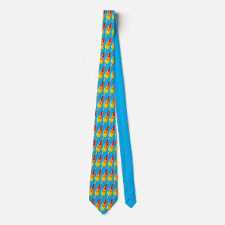 Rocket-Eis-Lutschbonbon Krawatte