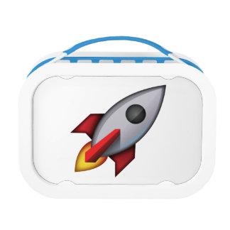Rocket - Emoji Brotdose