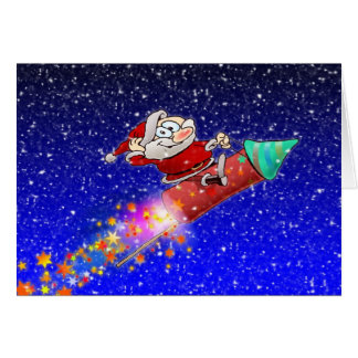 Rocket Sankt Karten
