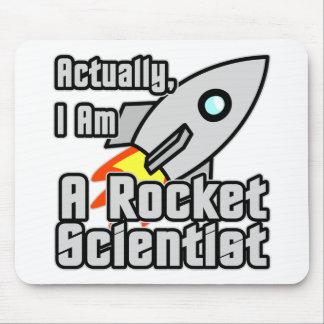 Rocket-Wissenschaftler Mousepads