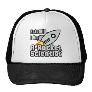 Rocket-Wissenschaftler Retrokultkappen