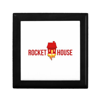 RocketHouse Logo T Geschenkbox