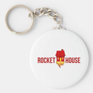 RocketHouse Logo T Schlüsselanhänger