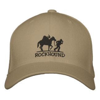 Rockhound stickte Kappe