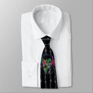 RockitJohnny_Zombie2blk Krawatte