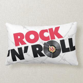Rock'n'Roll 2 versah Kissen mit Seiten
