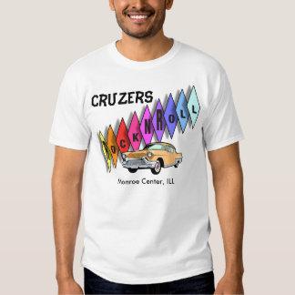 Rocknroll Cruzers Tshirts