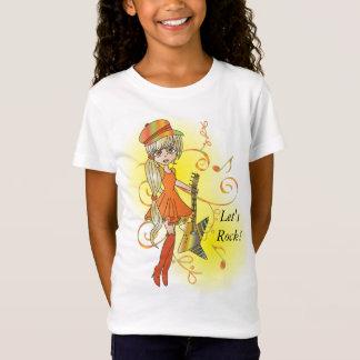 Rock'n'Roll-Groovy angesagtes Küken T-Shirt