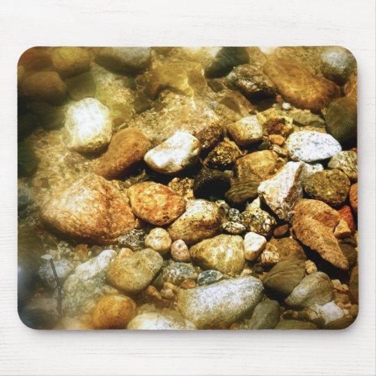 Rocks - Steine Mousepad