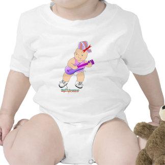 Rockstar Baby Strampelanzug