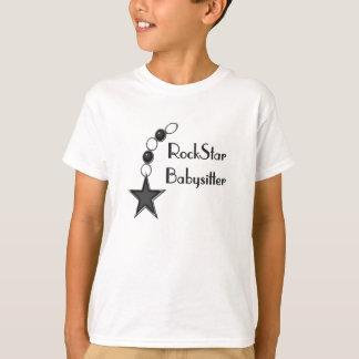 Rockstar-Babysitter T-Shirt
