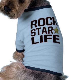 Rockstar Leben Hundebekleidung