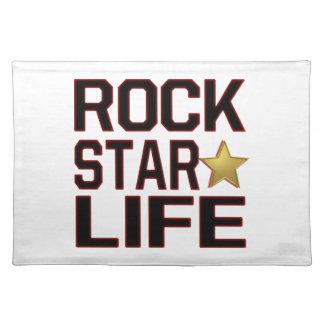 Rockstar Leben Tischset
