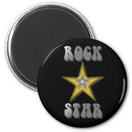 Rockstar-Magnet Magnets