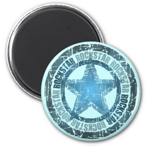 Rockstar - Magnet Magnete