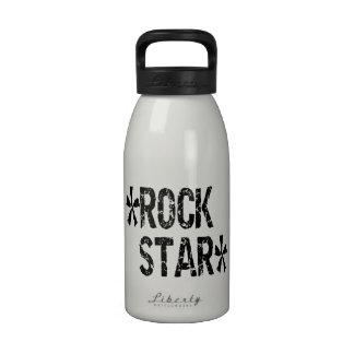 Rockstar Wiederverwendbare Wasserflasche