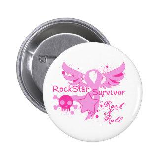 Rockstar Überlebender Buttons