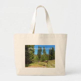 Rocky Mountain Nationalpark Jumbo Stoffbeutel