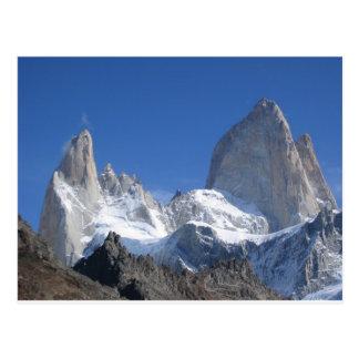 Rocky Mountains Postkarte