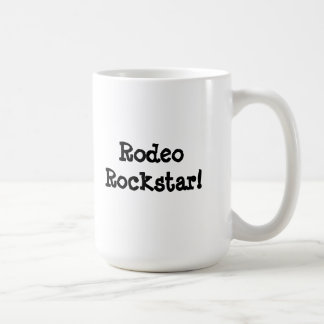 Rodeo Rockstar! Tasse