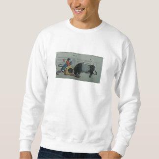 Rodeostierkämpfer Sweatshirt