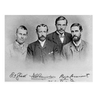 Roger Casement Postkarte